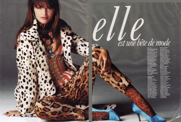 1-1992-ELLE N-2436 0992-1